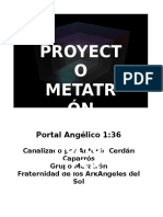 Proyecto Metatron