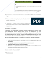 1 - Principle of Management-final