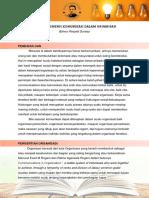 Dimensi-dimensi Komunikasi Dalam Organis