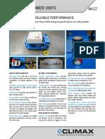 Hydraulic Power Unit E