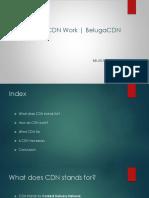 How Does CDN Work | BelugaCDN