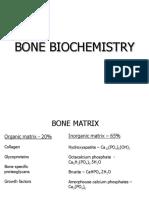 Bone Biochemistry