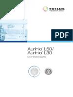 Aurinio L50 L30 Brochure en TXM WEB