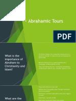 Abrahamic Tours