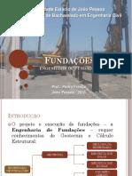Fundações Aula 2