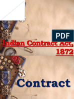 Mba Business Law Indian Contract Act 1872