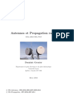 Antennes Propagation Radio