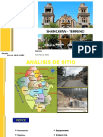 Anteproyecto Equipamiento Urbano