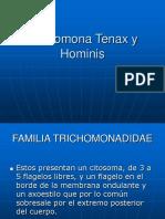 Tema Nº9 Tricomona Hominis