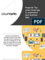 Power BI the Smart Visual Way to Understand Your Business Data