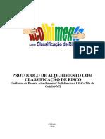 PROTOCOLO DE ACOLHIMENTO COM CLASSIFICAÇÃO DE RISCO NOVAMENTO NOVO 2016 (Reparado).docx