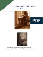 Algunas Cartas Del Padre Pío