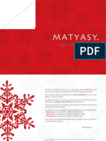Matyasy Noël Entreprises 2012