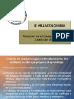 Villacolombia Experiencia Convivencia