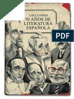 Los 70 últimos años de la literatura española. BABELIA.2011.pdf