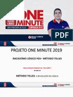 One Minute Rac Logico Luis Telles