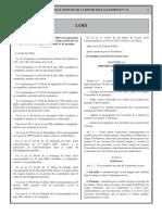 Loi 19-02 Du 17-07-2019_règles Générales de Prévention