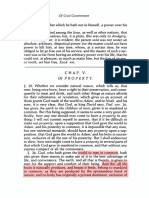 2-Locke of Property (Second Treatise of Government)