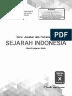 01 KUNCI PR SEJARAH INDO 10A Edisi 2019.pdf