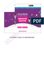 Tutoria Para Inscripcin Web 2