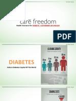 Care Freedom for Diabties