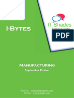 I-Byte Manufacturing Industry