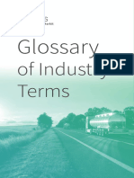 Oil Industry Glossary Opis