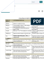 Chapman Points Table | Anatomical Terms Of Location | Human Anatomy.pdf