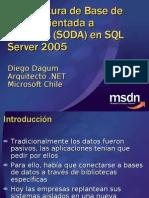 desarrollo de arquitecturas orientadas a servicios (soa) con sql server 2005