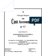 Theory (Cost Accounting).doc