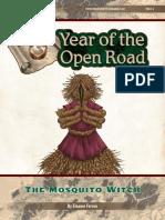 Scenario #1-02 - The Mosquito Witch