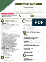 CV Compressed