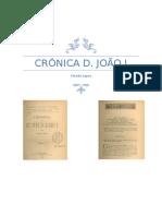 Crónica D Joao I