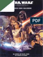 Star Wars RPG Core Rulebook