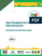 Instrumentista Reparador - Noções de Metrologia