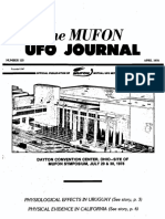MUFON UFO Journal - April 1978