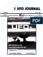 MUFON UFO Journal - August 1986
