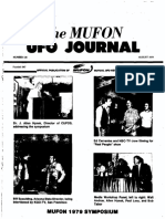 MUFON UFO Journal - August 1979