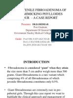 POSTER - FIBROADENOMA.pptx