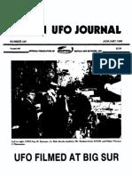 MUFON UFO Journal - January 1989