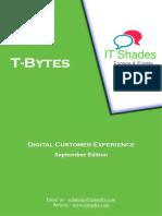 T-Byte Digital Customer Experience