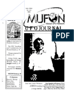 Mufon Ufo Journal - July 2004