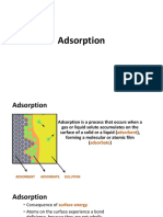 Adsorption Review