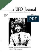 Mufon Ufo Journal - June 1990