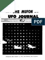 Mufon Ufo Journal - June 1977