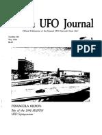 Mufon Ufo Journal - May 1990