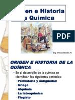 1. Cap 1 Origen e Historia de La Química