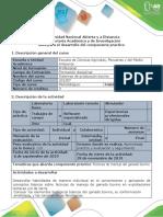 Guía Para El Desarrollo Del Componente Práctico - Paso 5 - Asistencia a Las Salidas de Campo - Docente de Práctica