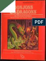 Donjons et Dragons - Règles de Base Boite 1 - janvier 1983.pdf