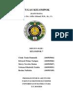 Tugas Kelompok Kasus Bab 6 Laporan Hasil Audit Manajemen Pt Serat Sutra